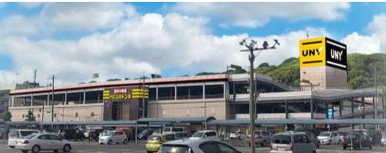 MEGAドン・キホーテUNY小牧店(愛知県小牧市)2020年2月11日オープン。アピタ小牧店を改装