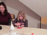 Advents-Basteln 2014