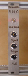 Diodestyl RMO with pingpong