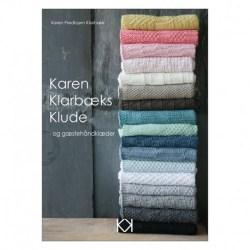 Karen Klarbæk strikkede karklude økologisk garn
