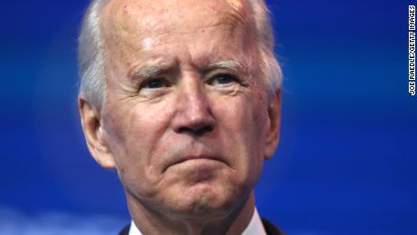 Joe Biden fires an early warning shot at Wall Street