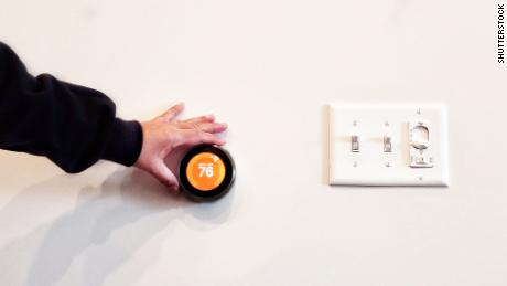 The Nest Learning Thermostat at Senior Tech Reporter Rachel Metz's home has been pretty much useless for all of 2020.
