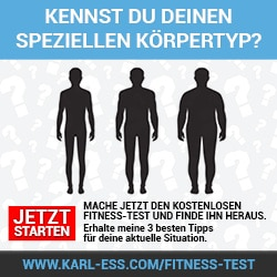 Bodywork360 - Fitness Test