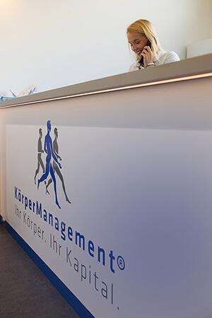 Kontakt KörperManagement Institut Bad Homburg