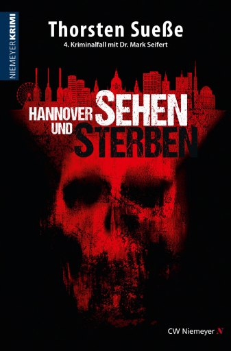 Cover Hannover sehen und sterben