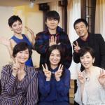 カーネーション朝ドラ再放送あらすじ後半と同窓会視聴者ベスト3綾野剛さんは!