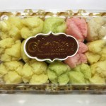 タイ王国の甘酒菓子でKAOPEENONGの『カノントイフ(Kanom tooay foo)』:世界の甘酒菓子レビュー5