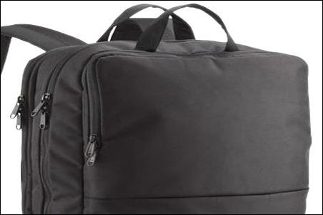 ザノースフェイス シャトルデイパック NM81602 K ブラック 黒 カラーバリエーション 配色 写真 画像 リュック リュックサック ザック バックパック ナップサック デイパック 人気 商品 3列 3箇所 ジッパー ファスナー チャック
