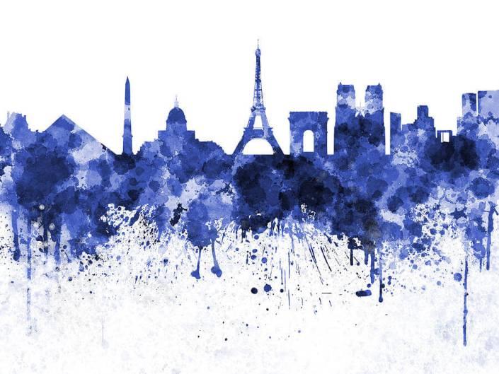 viajar en paris , francia