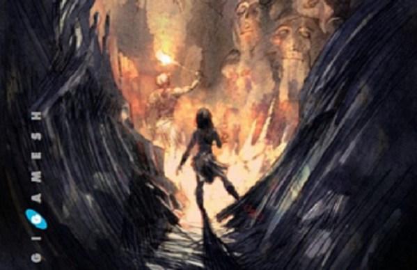 Portada del segundo capítulo de Arianne para Vientos de Invierno por Enrique Corominas