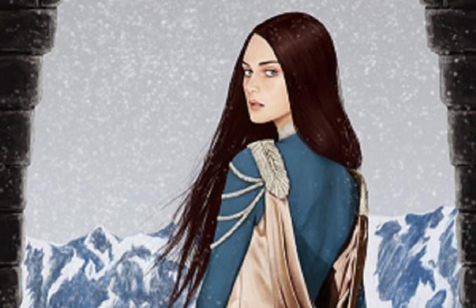 Sansa Stark como Alayne Piedra en Nido de Águilas