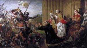 Enrique VI en la Guerra de las Rosas