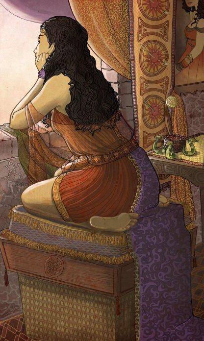 Arianne Martell, la princesa en la torre