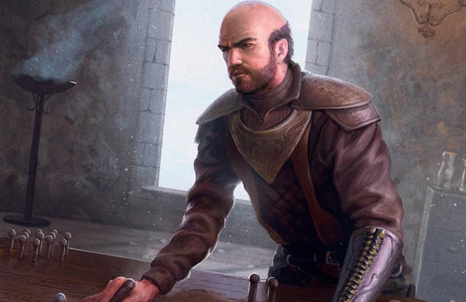 Ilustración de Stannis Baratheon por Joshua Cairos