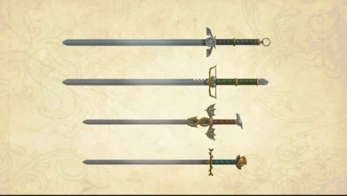 Espadas de acero valyrio