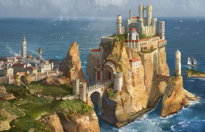 Roca Casterly Casa Lannister
