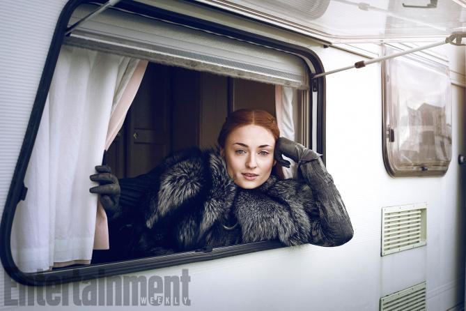 Sansa se compra una caravana para hacerse nómada y huir de Meñique