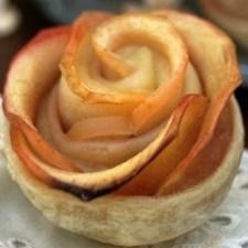 rosas de manzana, Festín de Hielo y Fuego