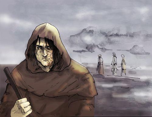 Sandor Clegane, el enterrador