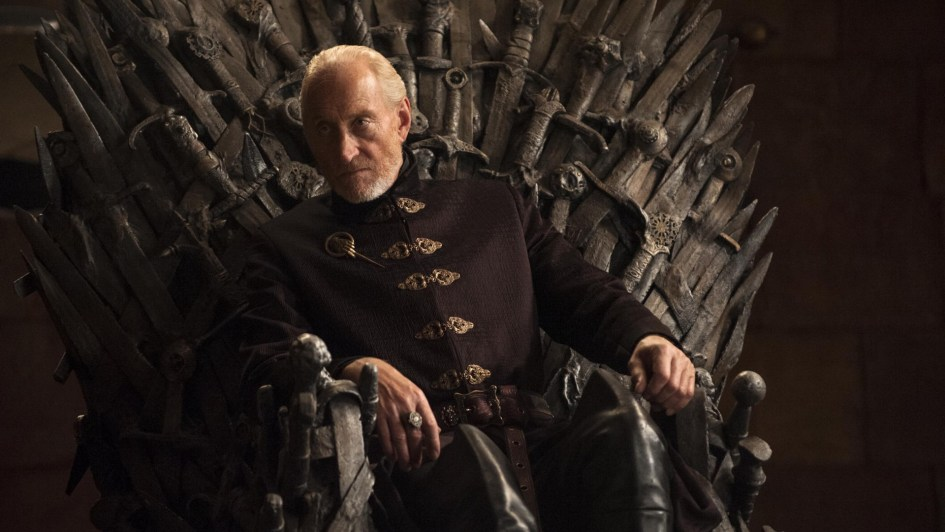 Tywin Lannisteren el Trono de Hierro