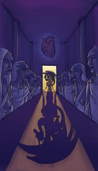 visiones de la Casa de los Eternos