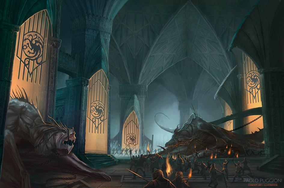 Asalto a Pozo Dragon por PaoloPug