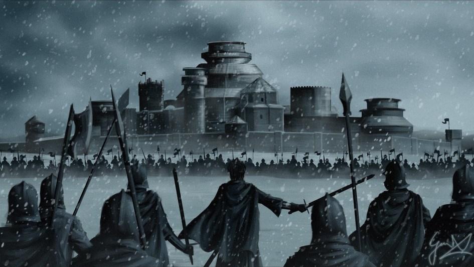 Batalla de los Bastardos en el Norte