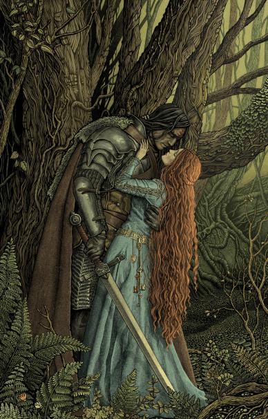 Sansa Stark y Sandor Clegane o el Perro, Sansan