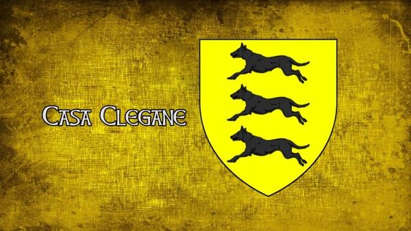 Escudo Casa Clegane