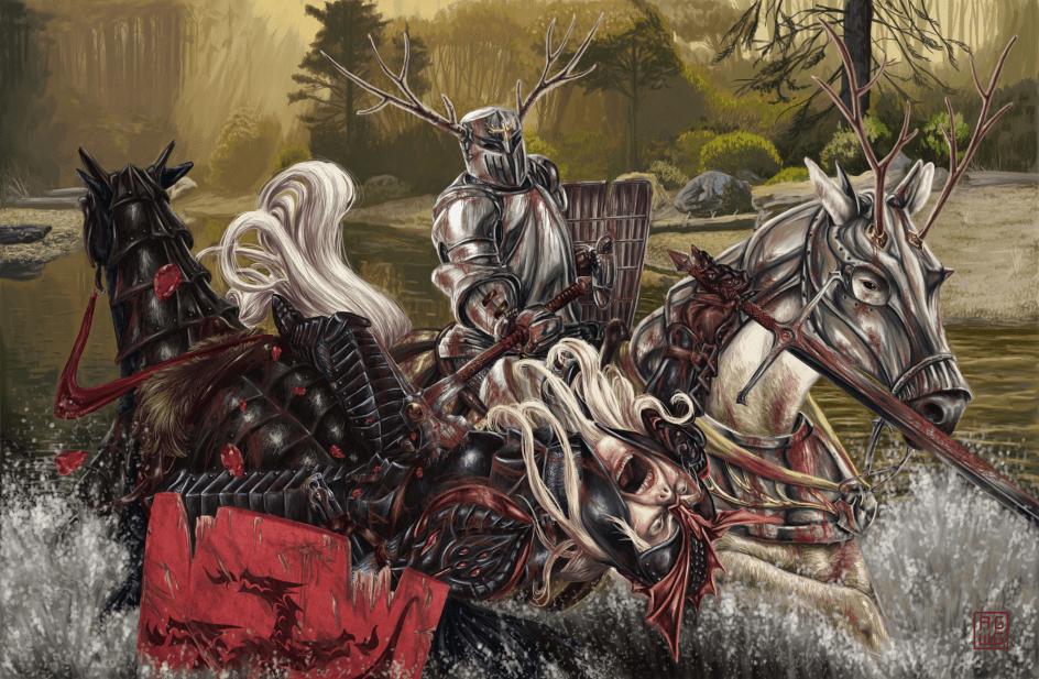 La caída de Rhaegar por ~ ArthurGWG