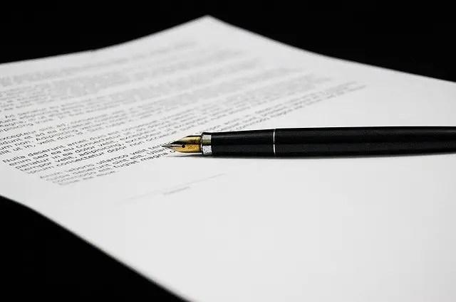 Modèle de plainte pour violation d'un accord réglementaire