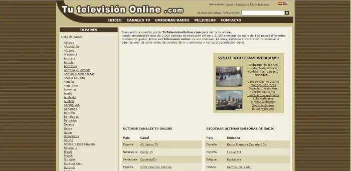 Tu Televisión Online