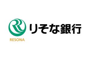 カードローン申込時の注意/画像risona quick cardloan logo