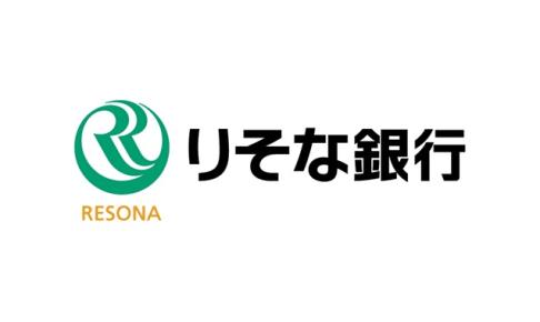 りそな銀行/りそなクイックカードローン/画像risona quick cardloan logo