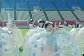 SKE バブルサッカー