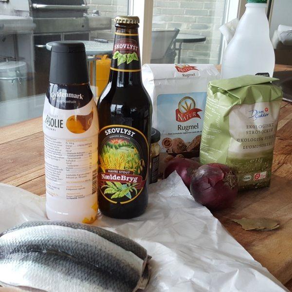 Øl;mad og Folk