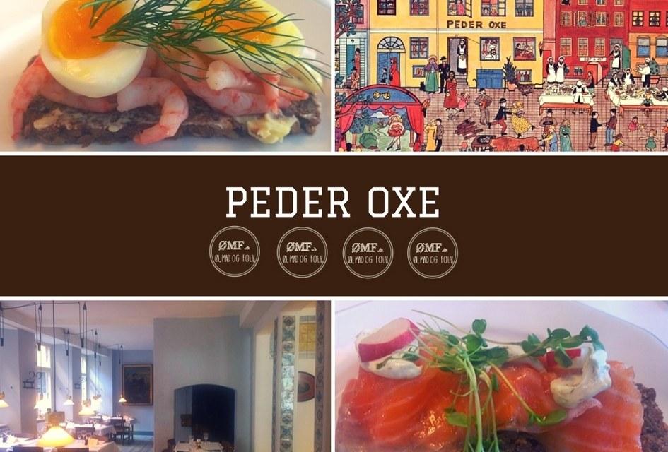 Peder Oxe – 4 ømf'er