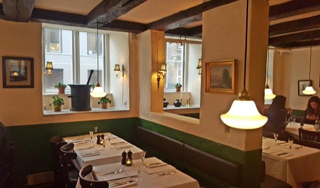 Restaurant Kronborg - inde 640