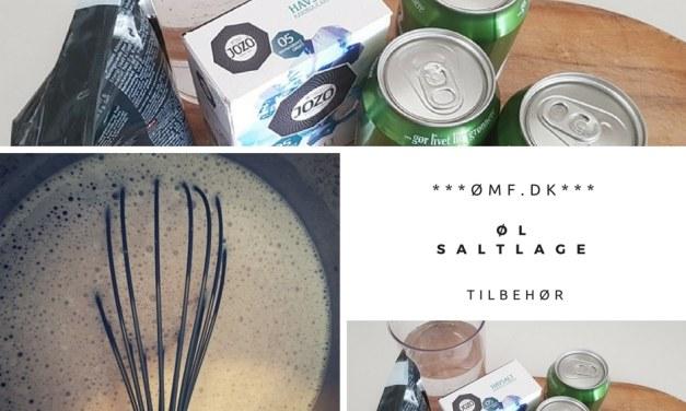 Øl Saltlage