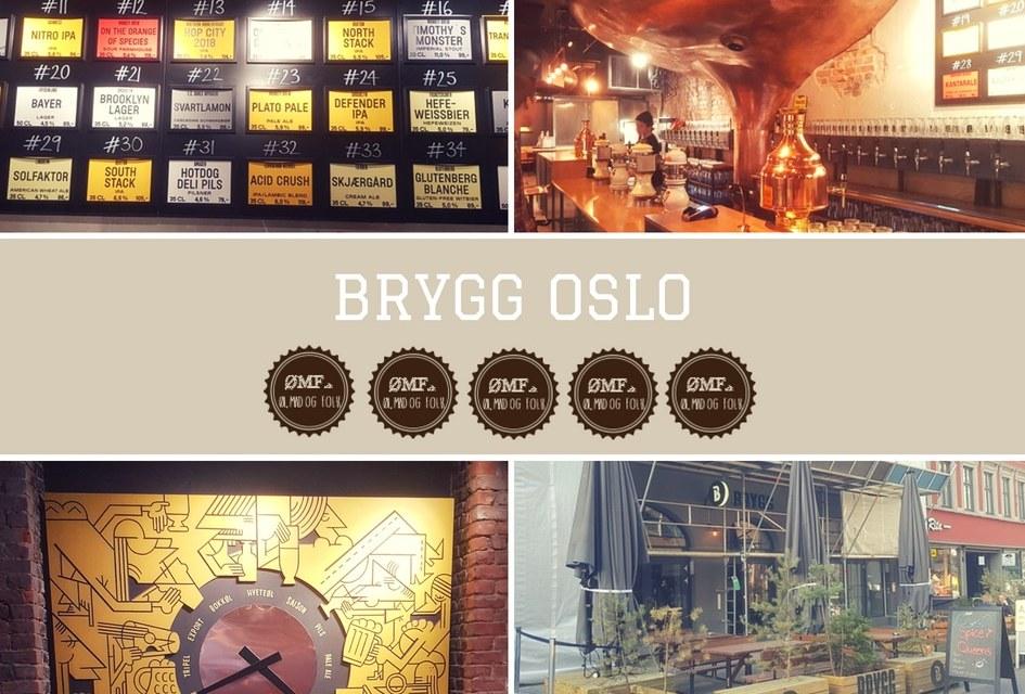 Brygg Oslo – 5 ØMF'er