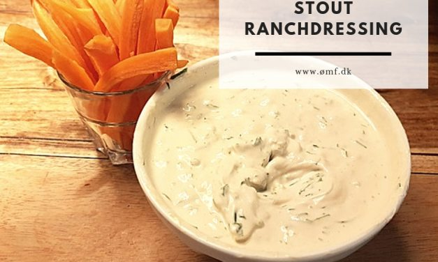 Stout Ranchdressing