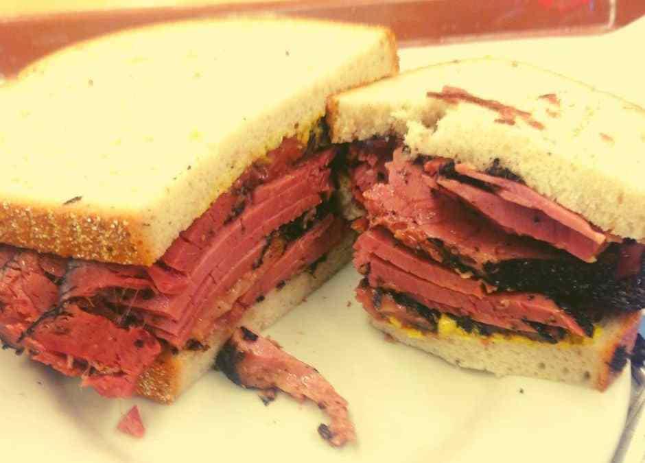 Kan jeg lave en Sandwich som tilfredsstiller Meg Ryan?