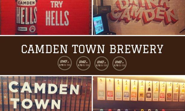 Camden Town Brewery – 4 ØMF'er