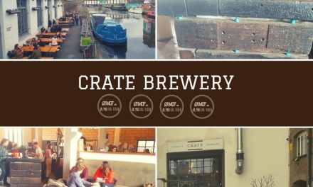 Crate Brewery 4 Ømf'er