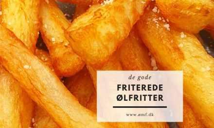 Friterede ØLFRITTER