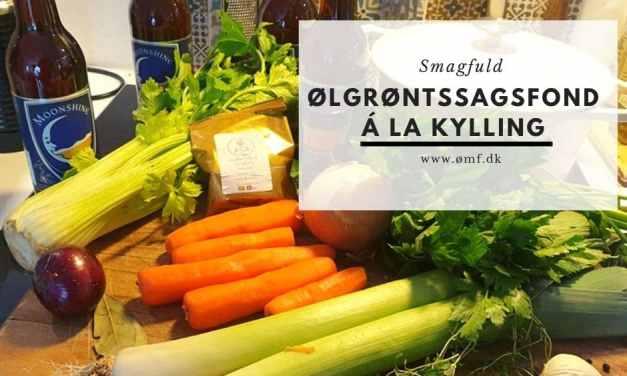 Vegetarisk ølgrøntsagsfond á la Kylling