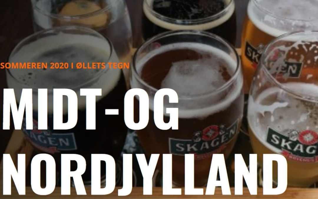 Sommerens øloplevelser i Midt- og Nordjylland