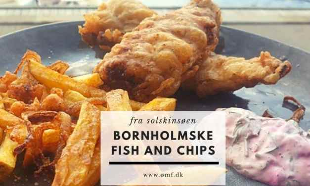 Bornholmske Fish & Chips