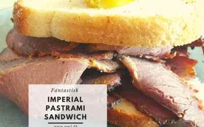 Imperial Pastrami