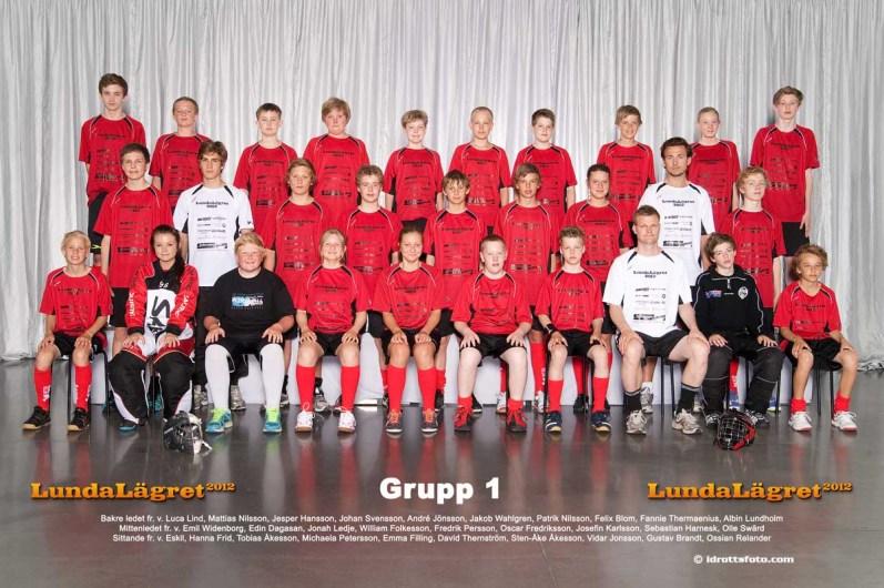 Grupp 1-2012